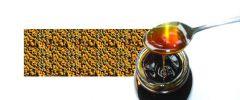 Największe ilości kwasu kynureninowego wykryto w miodzie i produktach pszczelich, przede wszystkim pyłku kwiatowym.