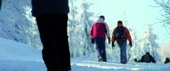 Zima na świeżym powietrzu