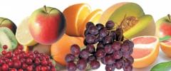 Kwasy owocowe z natury