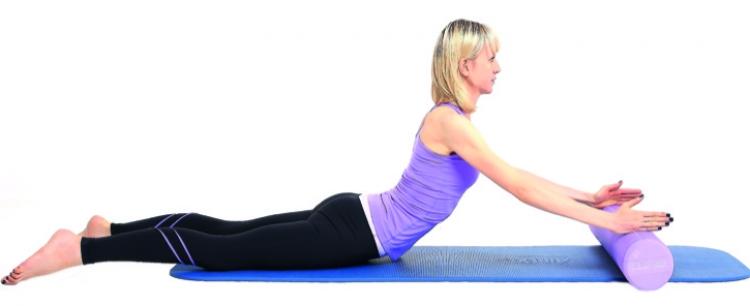 Mocny i elastyczny kręgosłup