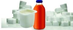 Czy wiesz, ile cukru jest w soczku i jogurcie?
