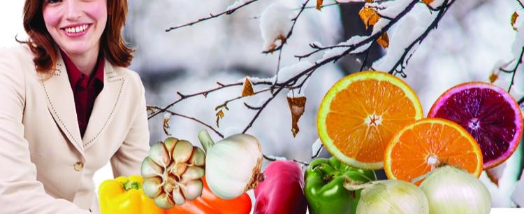 Wzmocnij organizm przed zimą